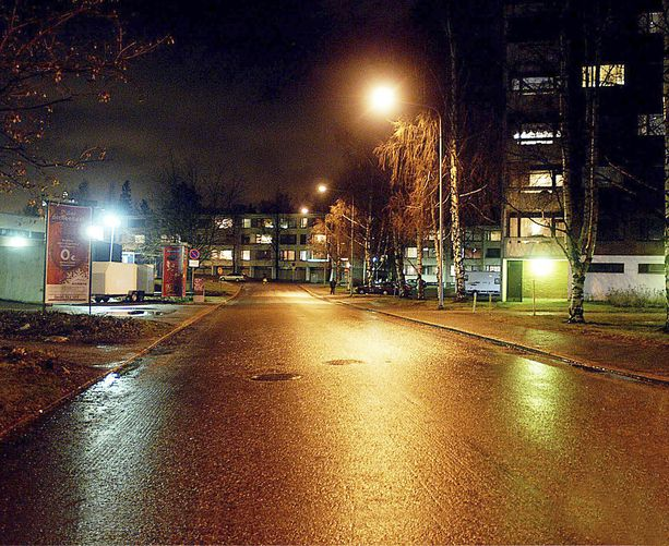 Näkymät pysyvät Etelä-Suomessa tällaisena lähipäivät. Ehkä myös joulun.
