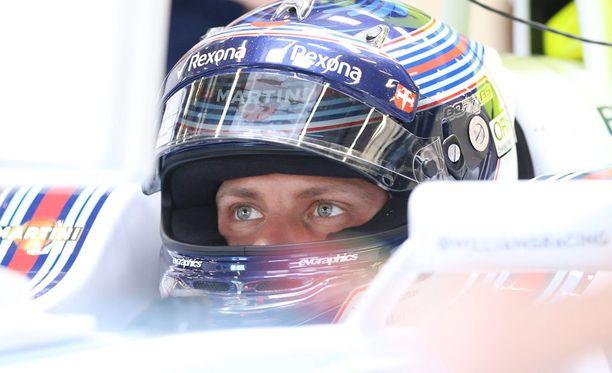 Valtteri Bottas voi keskittyä jatkossa työhönsä Williamsilla.