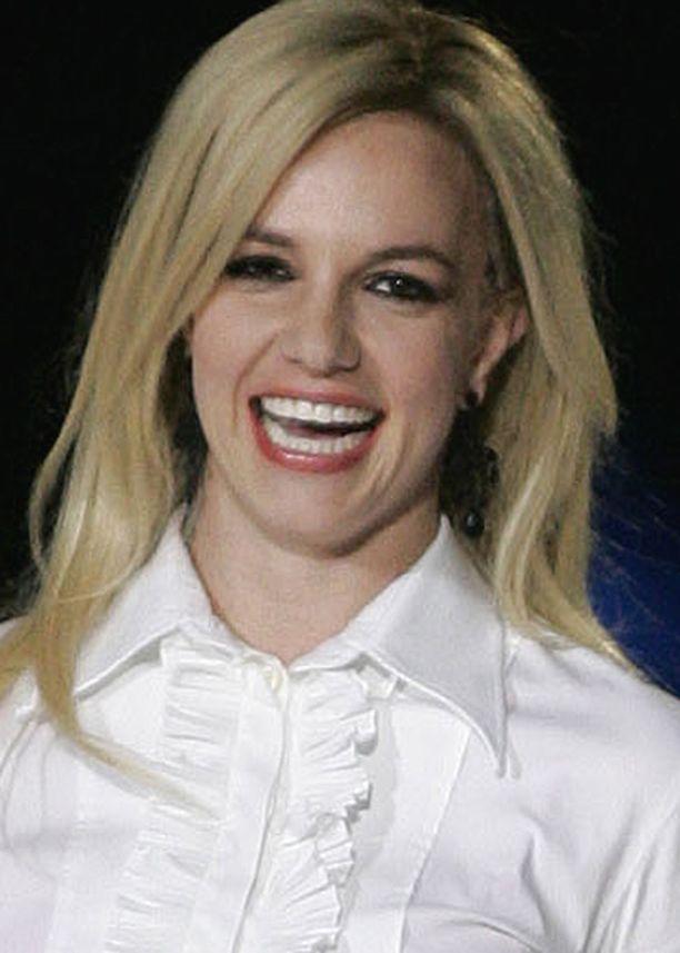 Kovia kokeneen Britneyn ongelmat ovat nyt takanapäin.
