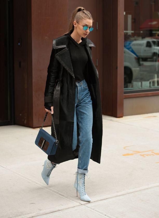 Gigi Hadid on yksi seuratuimmista trendsettereistä.