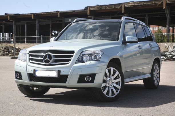 Mercedeksen GLK-maasturi on ollut yksi vähävikaisimmista autoista uuden raportin mukaan.