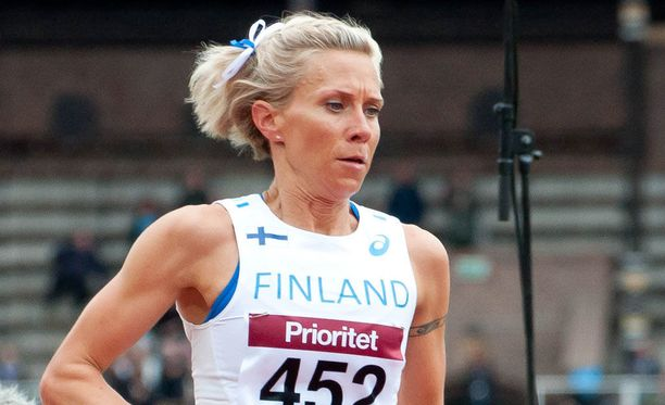 Anne-Mari Hyryläistä ei nähdä Berliinin EM-kisoissa.