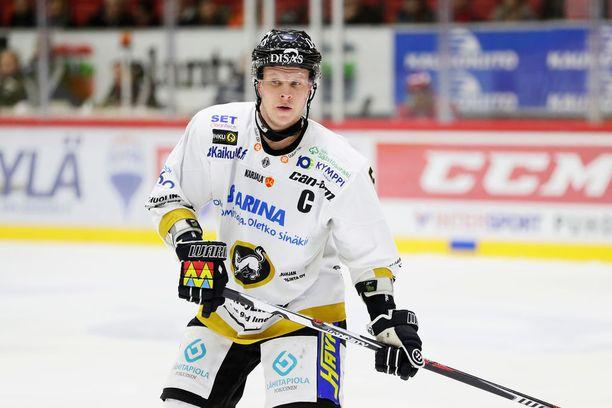 Kapteeni Lasse Kukkonen uskoo Kärppien palaavan voittavaksi joukkueeksi perjantaina alkavalla liigakaudella.