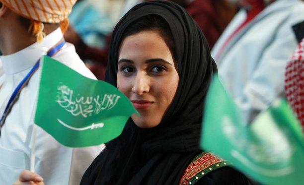 Saudi-Arabia antoi naisilleen vihdoin luvan osallistua olympialaisiin.