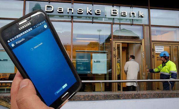 - Verkko- ja mobiilipalveluissamme on tällä hetkellä teknistä ongelmaa, joka vaikuttaa osaan asiakkaistamme, Danske Bankilta kerrotaan.