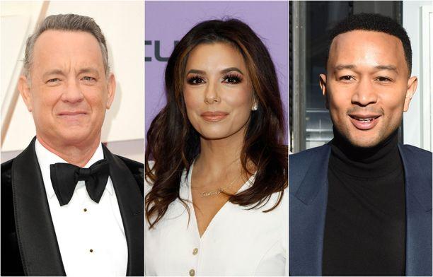 Joe Bidenin virkaanastujaiserikoislähetyksessä ovat mukana muun muassa Tom Hanks, Eva Longoria ja John Legend.