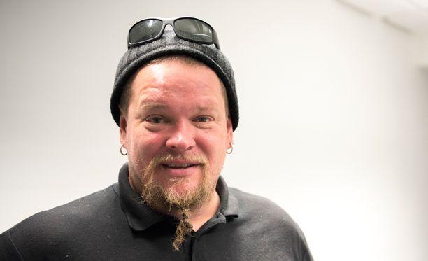 Ville Haapasalolle seuraavat 1,5 vuotta ovat kiireisiä.