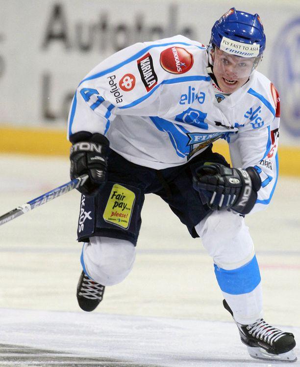 Mikael Granlund on yksi Suomen lahjakkaimmista kiekkoilijoista.