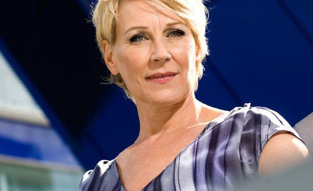 Kokoomuksen Leena Harkimo toimii Valtion liikuntaneuvoston puheenjohtajana.