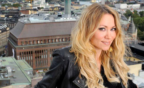 Anna Eriksson viettää syntymäpäiviään 22.4. Tänään mittariin kertyi 39 vuotta.