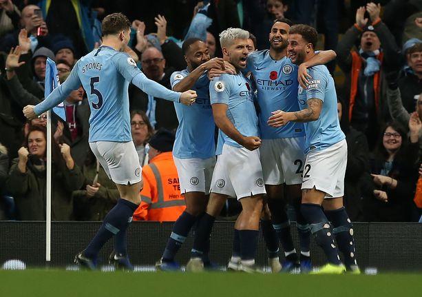 City möyhensi Unitedin Manchesterin jättien kohtaamisessa.
