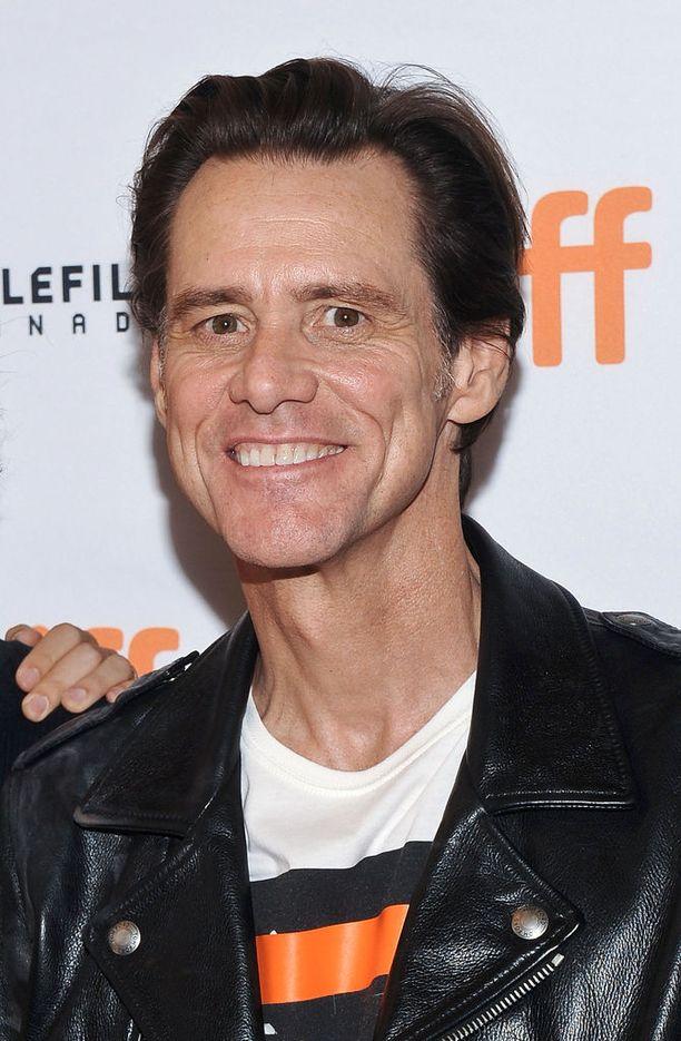 Jim Carrey oppi selviämään vaikeista ajoista huumorinsa avulla.