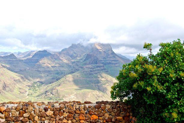 Gran Canaria tarjoaa saarista monipuolisimmat maisemat.