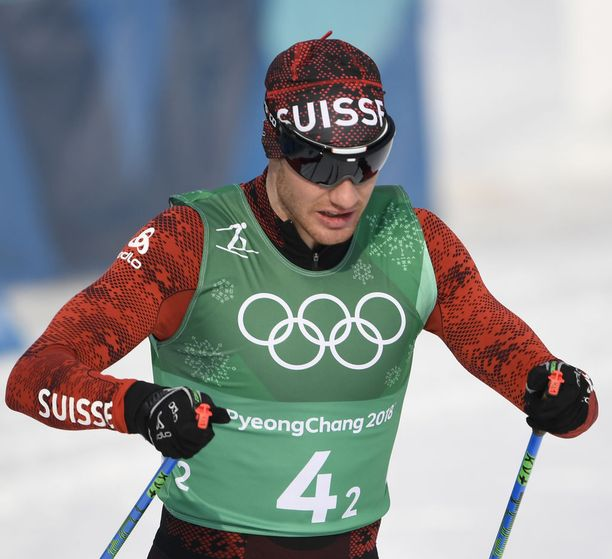 Hyvin levännyt Sveitsin Dario Cologna voi olla voittamaton Holmenkollenilla.
