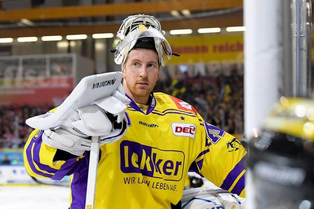 Jussi Rynnäs ei jatka Krefeldissä.