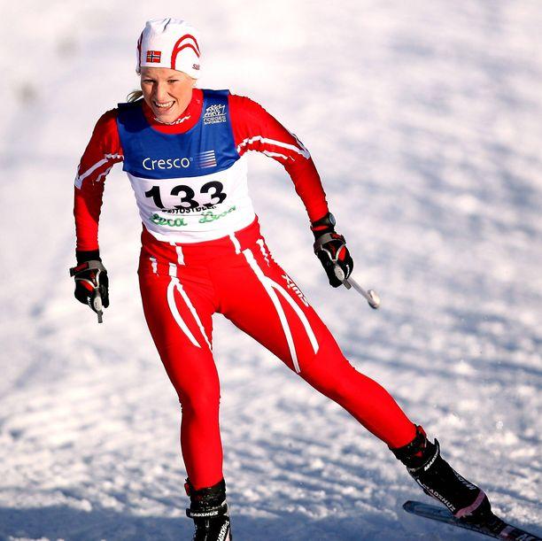 Ida Eide kuvattuna kilpailussa vuonna 2010.