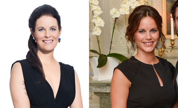 Jenni ja Sofia ovat lähes samanikäisiä.