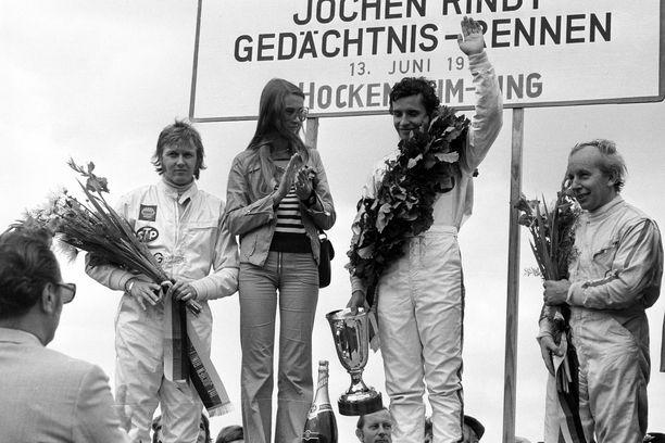 Jacky Ickx oli todella menestynyt kuljettaja, muttei koskaan voittanut F1-maailmanmestaruutta.