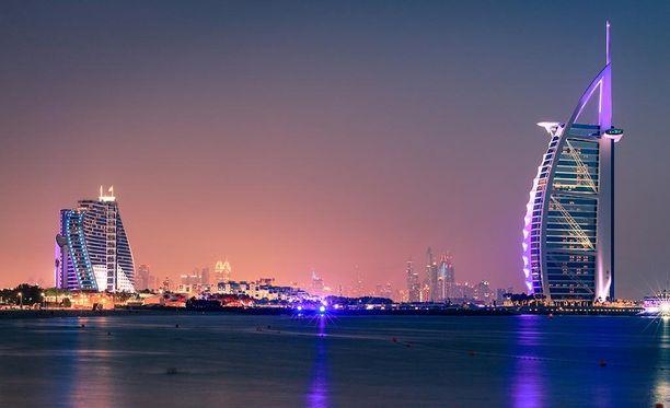 41-vuotias Tiina katosi Dubaista kolmisen viikkoa sitten.