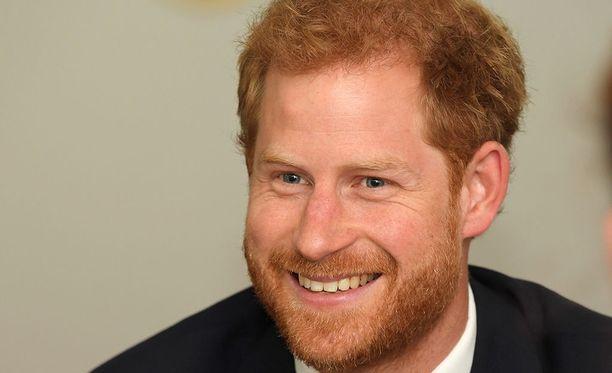 Prinssi Harry on rauhoittunut huomattavasti vuosien takaisesta.