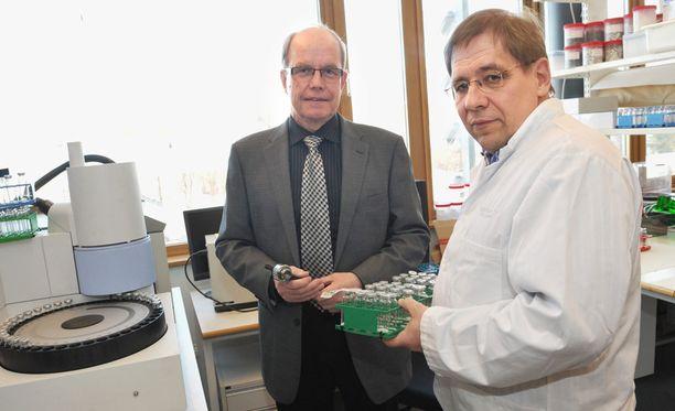 Emeritusprofessori Mikko Salaspuro on julkaissut ensimmäiset tutkimukset asetaldehydistä ja syövästä 1990-luvun lopulla.
