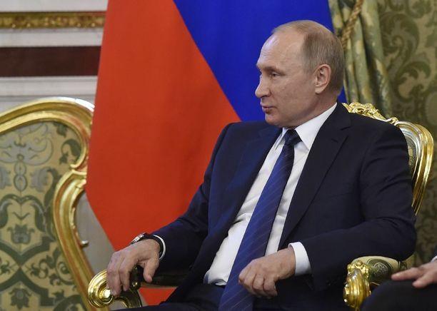 Venäjän presidentti Vladimir Putin on pelannut korttinsa taitavasti.
