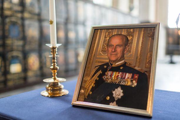 Prinssi Philip kuoli huhtikuun alussa 99 vuoden iässä.