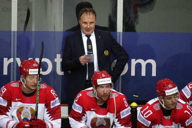 Mihail Zaharovin ura Valko-Venäjän päävalmentajana päättyi Latvian MM-kisoissa.
