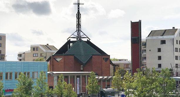 Kista on 70-luvun lopulla rakennettu asuinalue Tukholmassa.