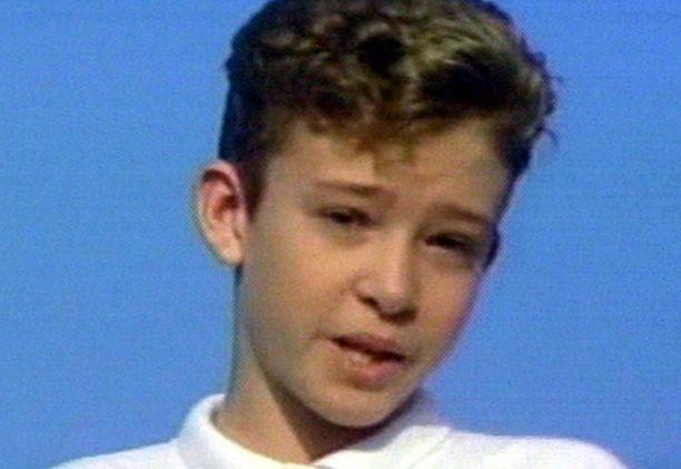 Justin Timberlake päätyi poikabändiin ohjelman ansioista.