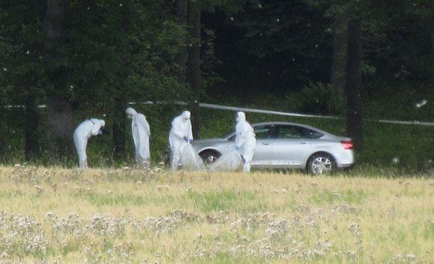 Mies ja nainen löydettiin kuolleina Turun Ruissalossa viime kesänä.