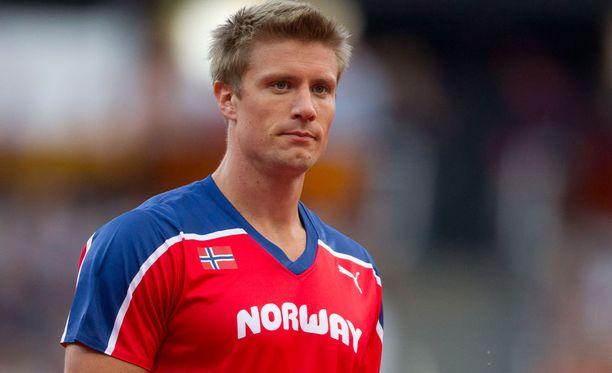 Andreas Thorkildsen voitti urallaan kahdeksan arvokisamitalia.