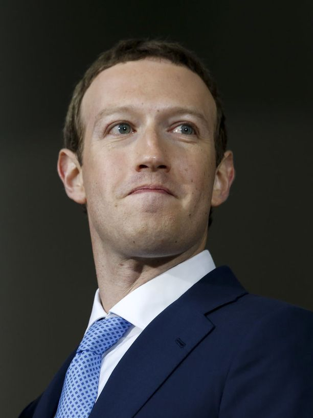Mark Zuckerberg on 33-vuotias miljardööri.