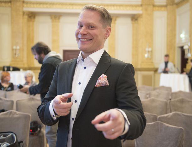 Jarkko Tamminen kahmi jättitulot.