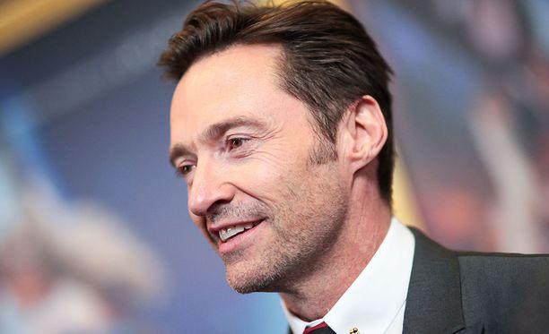 Hugh Jackman, 49, tunnetaan esimerkiksi rooleistaan elokuvissa Les Miserables ja X-Men.