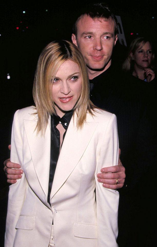 Madonna ja Guy Ritchie olivat naimisissa kahdeksan vuotta.