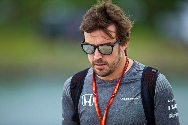 Fernando Alonson piti palata voittajaksi McLaren-Hondan kanssa. Toisin kuitenkin kävi.