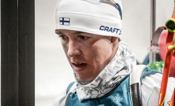Tero Seppälä on Mika Myllylän tapaan Haapajärven mies.