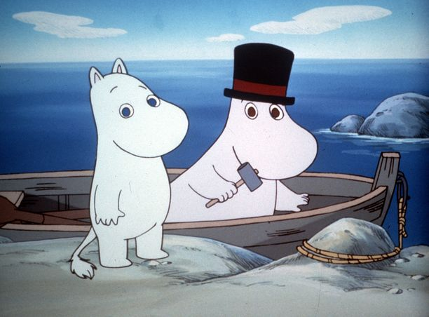 Muumilaakson tarinoita on suosittu japanilais-suomalais-hollantilainen televisiosarja, jossa seurataan muumien elämää Muumilaaksossa.