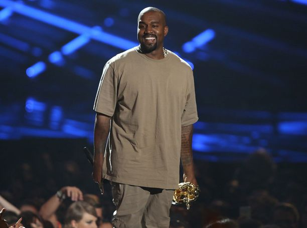 Kanye West ilmoitti kiinnostuksestaan ryhtyä Yhdysvaltain presidentiksi tämän vuoden Video Music Awards -gaalassa.
