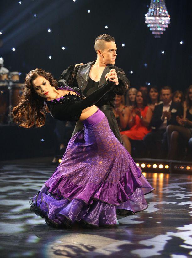 Tanssii tähtien kanssa 2013.