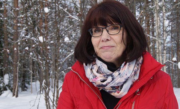 Sisko Koskiniemi on työssään nähnyt ihan tavallisten perheiden hädän ja palvelujärjestelmän toimimattomuuden.