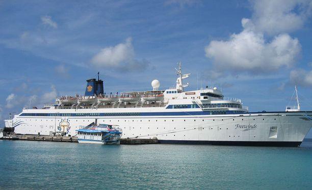 Skientologien merellinen tukikohta seilasi aikanaan maailmalle Turusta.