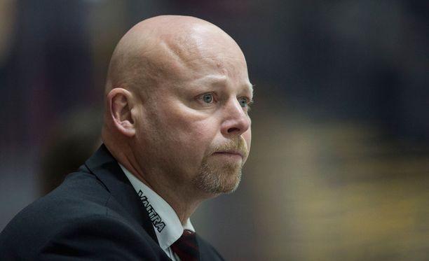 Marko Virtanen lähtee HIFK-otteluun kakkosmiehistöllä.