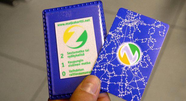 Uuden matkakorttijärjestelmän tekninen toteutus riippuu oleellisesti matkan hinnoittelutavasta.