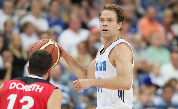 Petteri Koponen palaa Prahassa Suomen maajoukkueen harjoitusvahvuuteen.