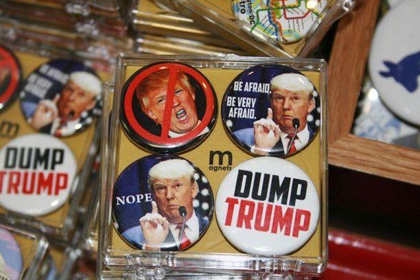 Yhdysvalloissa myös vaalit on tuotteistettu.
