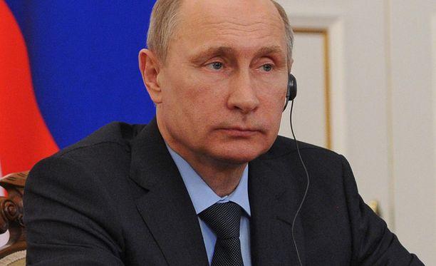 Venäjän Vladimir Putin hämmentää tilannetta Ukrainassa, sanoo USA:n ulkoministeri.