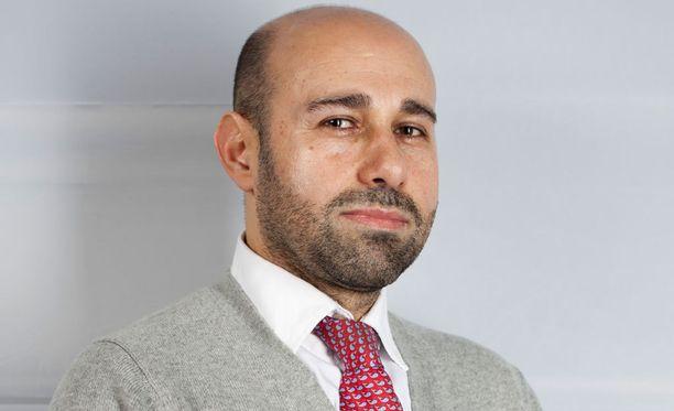 Iltalehden kolumnisti Alan Salehzadeh.