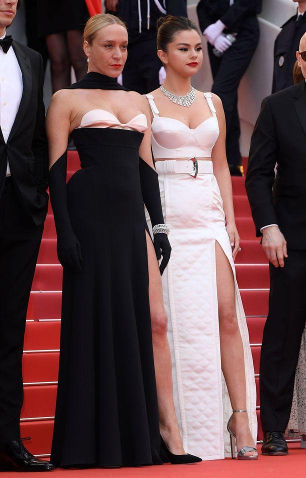 Chloe Sevigny ja Selena Gomez
